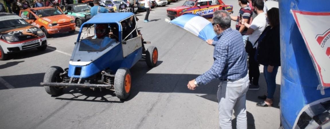 2da fecha del Campeonato Provincial de Autos Estilo Rally